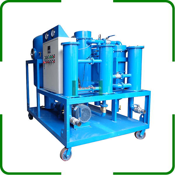 Lube / Hydraulic Oil Purification System