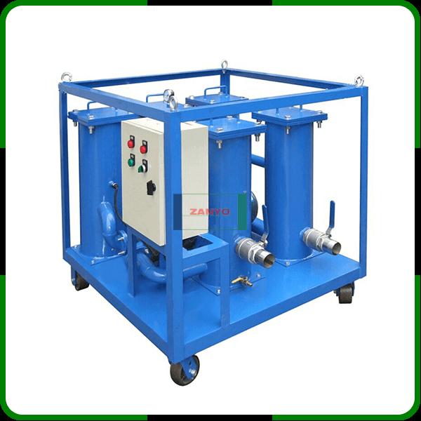 Portable Oil Filtration Device