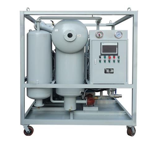 Vacuum Transformer Oil Purifier