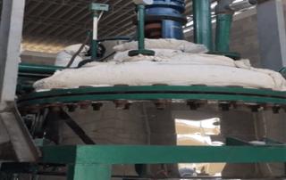 19 Waste Engine Oil Vacuum Distillation Machine Working In Columbia