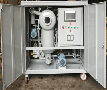 20 OEM ZYD-II-W-50 Transformer Oil Purifier For Singapore Client