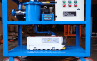 24 ZYV-150 vacuum pumping for Contractor Group of Companies