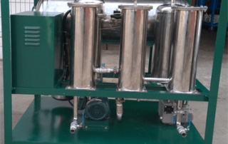 4 ZYC- Waste Cooking Oil Purification Machine