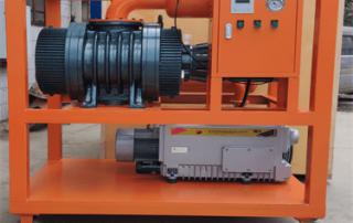 6. ZYV-600 High Vacuum Pumping System