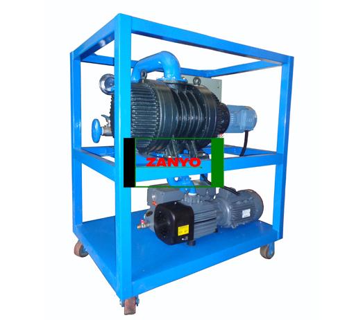 70 Vacuum Degassing System-03
