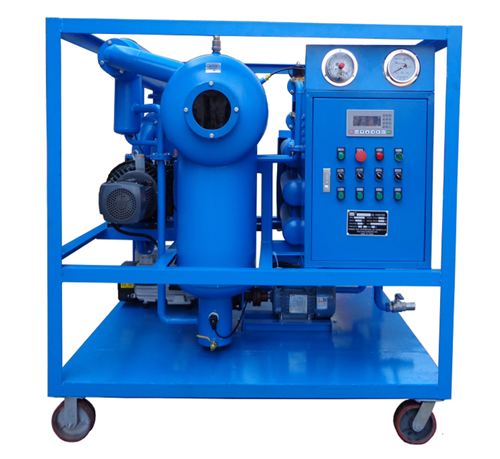 Insulation Oil Filtering System