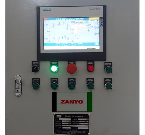 PLC-Control-Transformer-Oil-Purifier-02