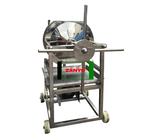 Plate Pressure Cooking Oil Filtration Machine-03