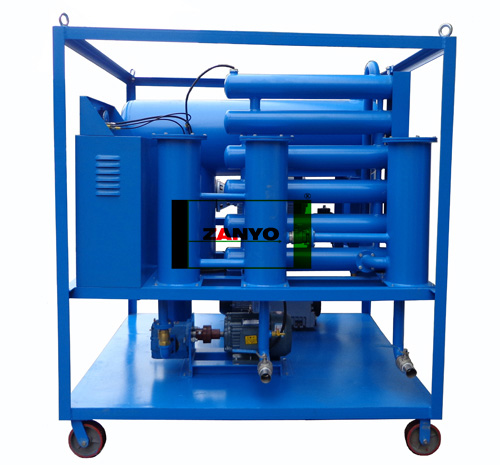 Semi-automatic-Insulation-Oil-Filtering-System-02