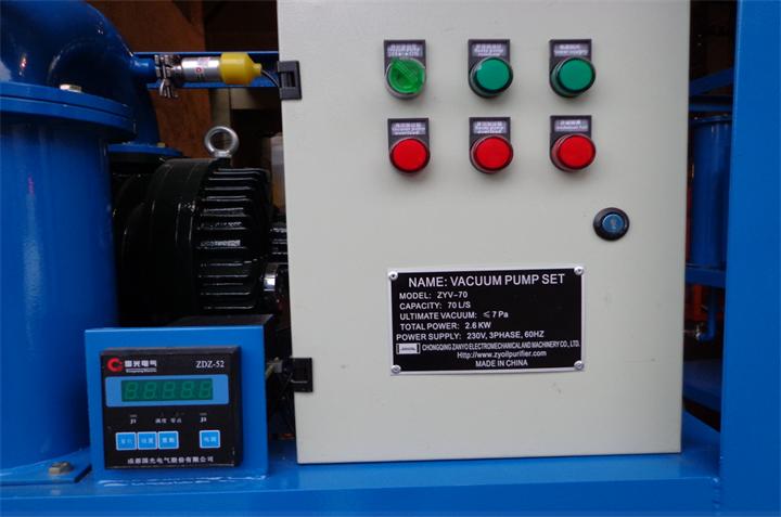 vacuum pump sets