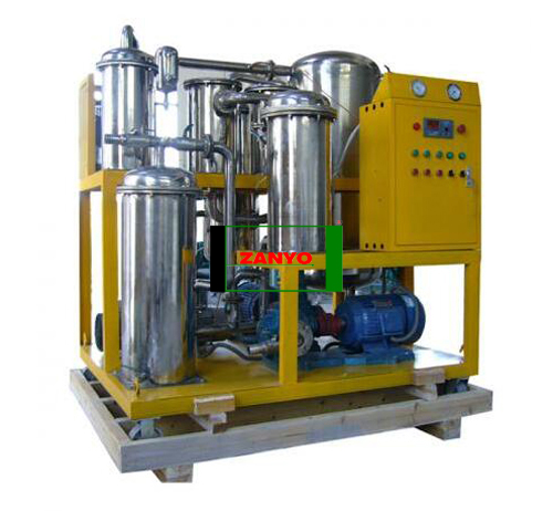 ZYC Vacuum Cooking Oil Filtration Machine-02