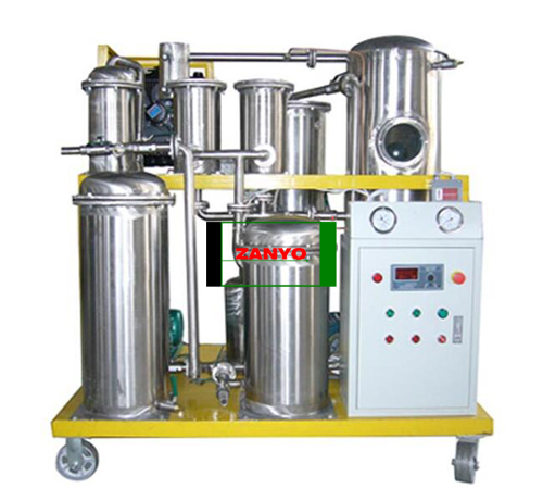 ZYC Vacuum Cooking Oil Filtration Machine -03
