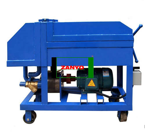 ZYP Plate Pressure Oil Purification Device-01