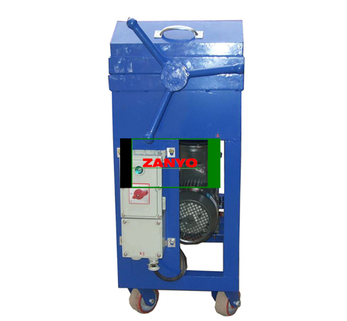 ZYP Plate Pressure Oil Purification Device-04