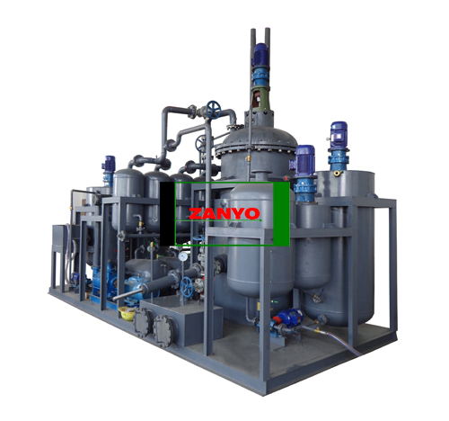 ZYGD Small Diesel Fuel Oil Cracking Machine-01
