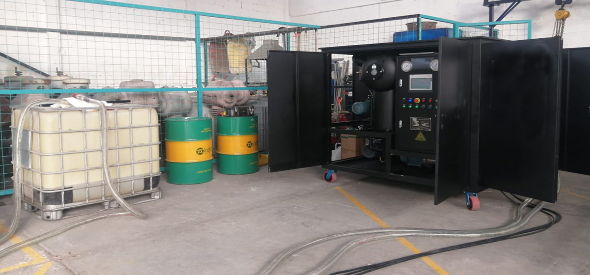 Double-Stages-Vacuum-Transformer-Oil-Purification-ZANYO