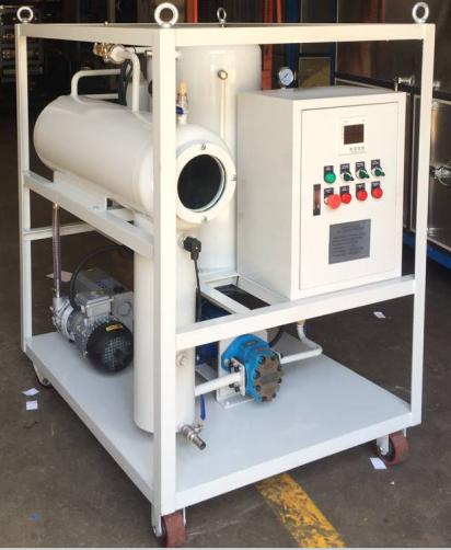 Vacuum Dehydration System